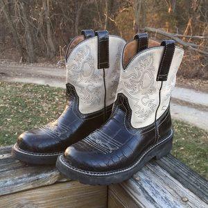 Ariat Fatbaby Western Boots Women's Sz 7.5